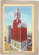 BALTIMORE - ETATS UNIS - Baltimore Trust Building - DELC5 - - Baltimore