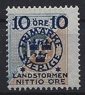 1916 Michel No. 106 MNH - Schweden