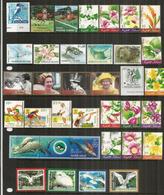 Année Complète 2002,   35 Timbres + 1 B-F Neufs **   Côte 110 Euro. Deux Photos - Ile Norfolk