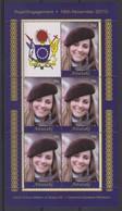 2390  Aitutaki Cook Isl  Royal  Engagement Prince William & Kate Middleton  16 Th November 2010   2 X 5 Stamp Sheet - Royalties, Royals