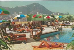 Hotel Sheraton Hong Kong. Rooftop Pool. H-1344 - Hotels & Restaurants