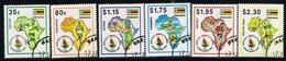 ZIMBABWE /Oblitérés/Used/1995 - 6 éme Jeux Africains - Zimbabwe (1980-...)