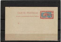 CTN54A- MOYEN CONGO  EP CP TYPE PANTHERE NEUVE - Congo Français (1891-1960)