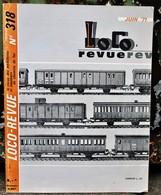 Rare Ancienne Revue Loco Revue N°318 De 1971 - Books And Magazines