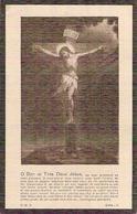 DP. KAREL VAN NECKE ° MANNEKENSVERE 1851 -+ COXYDE 1929 - KOSTER-ERE SEKRETARIS-GEWEZEN ONDERWIJZER COXYDE - Religion & Esotérisme