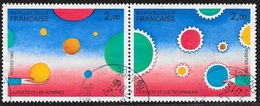 TIMBRE N° 2199 / 2200   - PHILEX FRANCE 82 - OBLITERE - Frankreich