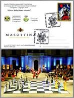 30 Años Asociacion DAMA CASTELLANA - DRUGHTS. Conegliano, Treviso, 2014 - Juegos