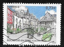 TIMBRE N° 5155    -  ROCHEFORT EN MER    - OBLITERE  -  2017 - France
