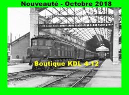 AL 551 - Train, Loco 2D2 5500 En Gare - ORLEANS - Loiret - SNCF - Orleans