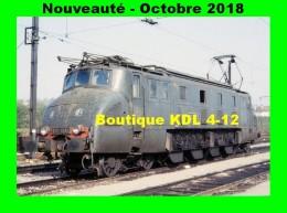 AL 557 - Loco 2D2 5542 En Gare - JUVISY - Essonne- SNCF - Juvisy-sur-Orge