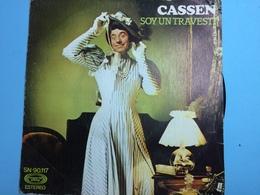 CASSEN- SOY UN TRAVEST-DISQUE 45 T - Sonstige - Spanische Musik