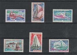 LOT 1466 POLYNESIE FRANCAISE N° 36 à 41 ** - French Polynesia