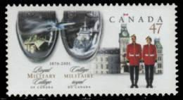 Canada (Scott No.1906 - Colege Militaire Royal / Royal Military College) [**] - 1952-.... Règne D'Elizabeth II