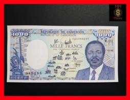 CAMEROON 1.000 Francs  1.01.1985  P. 25 ERROR  UNC - Kameroen