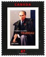 Canada (Scott No.1909 - Pierre Eliot Trudeau) [**] - 1952-.... Règne D'Elizabeth II