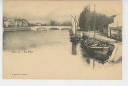 SAINTES - Le Pont (carte Précurseur ) - Saintes