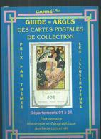 Guide Et Argus Des Cartes Postales De Collection Carré. Les 5 Volumes En Très Bon état - Libri & Cataloghi