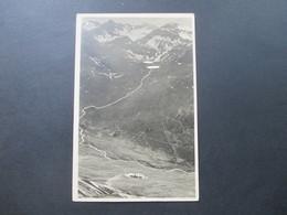 Echtofoto AK 1942 Alpengasthof Kühtai 2000m Tirol Stempel Innsbruck 2 Bergbahnen - Hotels & Gaststätten