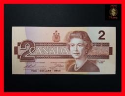CANADA 2 $  1986  P. 94 B  UNC - Canada