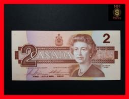 CANADA 2 $  1986  P. 94 C  UNC - Canada