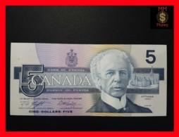 CANADA 5 $  1986  P. 95 E  UNC - Canada