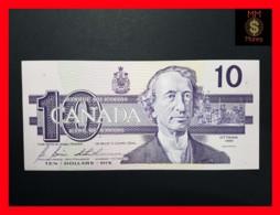 CANADA 10 $  1989  P. 96 B UNC - Canada