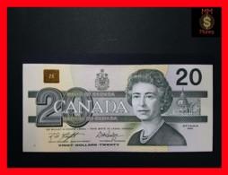 CANADA 20 $  1991  P. 97 D  AU - Canada