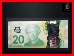 CANADA 20 $  2015  P. 111  Polymer *COMMEMORATIVE*  UNC - Canada