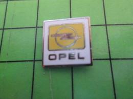1318c Pin's Pins / Belle Qualité Et TB état !!!! : THEME AUTOMOBILES / LOGO DE LA MARQUE OPEL - Opel