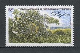 TAAF 2003  N° 363 ** Neuf  MNH Superbe C 5 € Flore Antarctique Phylica Flora Arbres Trees - Terres Australes Et Antarctiques Françaises (TAAF)