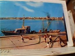 MANFREDONIA PORTO  BARCA DA PESCA  VB1970  GW5145 - Manfredonia