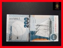 CAPE VERDE 200 Escudos 20.1.2005  P. 68  UNC - Cape Verde