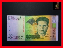 CAPE VERDE 500 Escudos 5.7.2014  P. 72  UNC - Cape Verde