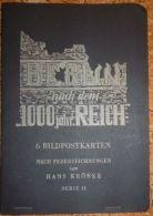 Berlin Nach Dem 1000jährigen Reich - Booklet - 6 Karten - Altri