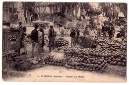 2976 - Cavaillon ( 84 ) - Marché Aux Melons - N°11 - - Cavaillon