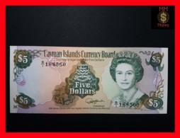 CAYMAN 5  $  1991  P. 12  UNC - Cayman Islands