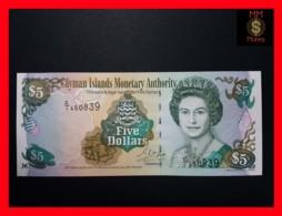 CAYMAN 5 $  2001  P. 27  UNC - Kaimaninseln
