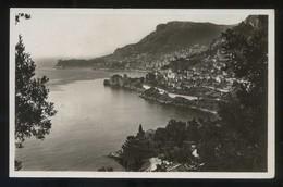 *Le Principauté De Monaco Vue De Roquebrune* Ed. Rella Nº 815. Nueva. - Otros