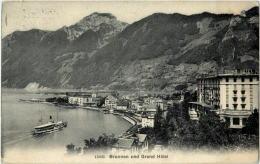 Brunnen Und Grand Hotel - SZ Schwyz