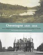 Chevetogne 1828 - 2016. Chronologie Du Fait Touristique En Ardenne. - Culture