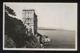 *Le Musée Océanographique* Ed. Rella Nº 822. Nueva. - Museo Oceanográfico