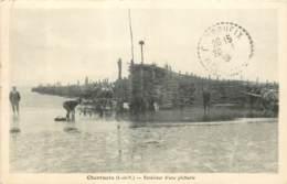 35 - CHERRUEIX - Extérieur D'une Pecherie En 1938 - Francia