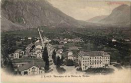 Varnayaz Et La Vallee Du Rhone - VS Wallis