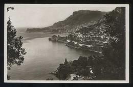*Le Principauté De Monaco Vue De Roquebrune* Ed. Rella Nº 815. Nueva. - Mónaco