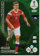 Adrenalyn XL FIFA World Cup Russia 2018 - Aleksandr Kokorin 460 - Trading Cards