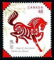 Canada (Scott No.1933 - Annes Du Cheval / Year Of The Horse) [**] - 1952-.... Règne D'Elizabeth II