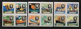 COOK ISLANDS  Scott # 514-16a** VF MINT NH INCLUDING Souvenir Sheet SS-343 - Cookeilanden