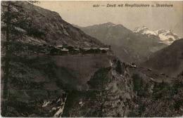 Zmutt Mit Rimpflischhorn - VS Wallis
