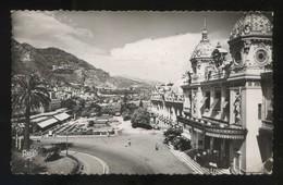 Monte-Carlo. *Le Casino Et Le Café De Paris* Ed. Rella Nº 2890. Circulada 1955. - Casino