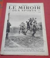 Miroir Des Sports N°37 17 Mars 1921 Lucien Duquesne,Tour Des Flandres,Coupe Angleterre Football,Cross Tranche Montagne - Sport